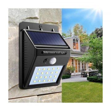 Güneş Enerjili Şarj Olabilen Bahçe Lambası