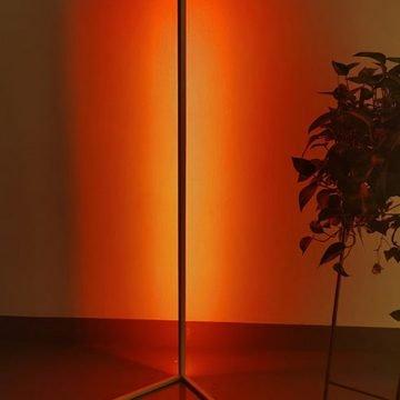 Alfonso Metal Led Lambader - 256 Renk 150x30cm