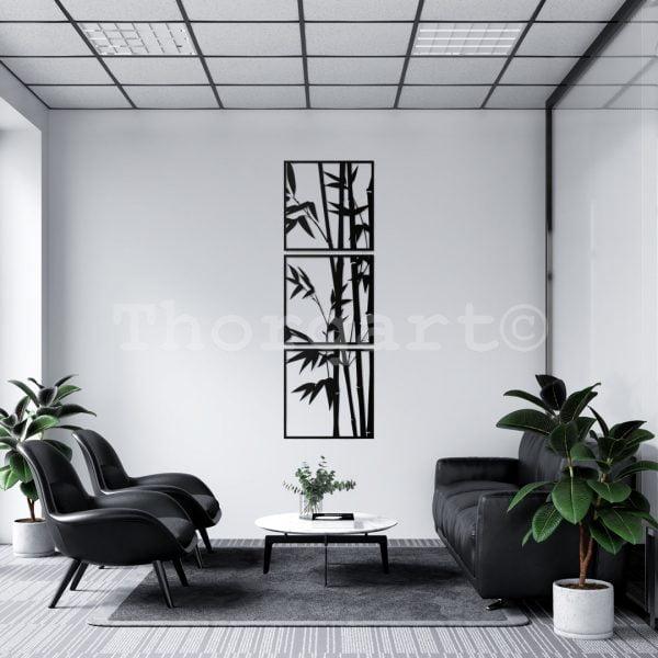 Bamboo 3'lü Tablo