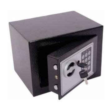 Elektronik Şifreli Para Kasası 3mm