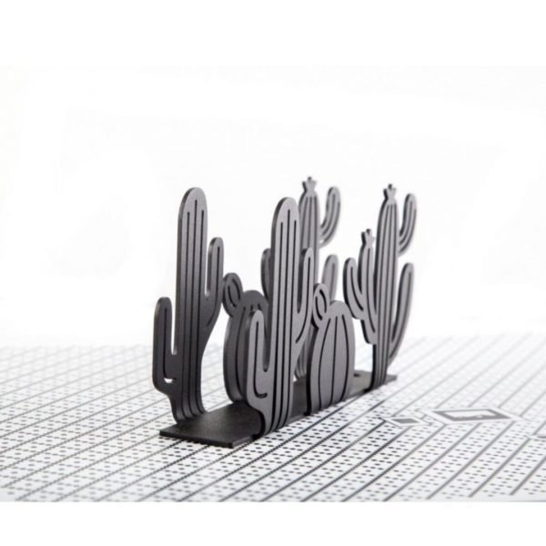 Metal Peçetelik Kaktüs Model